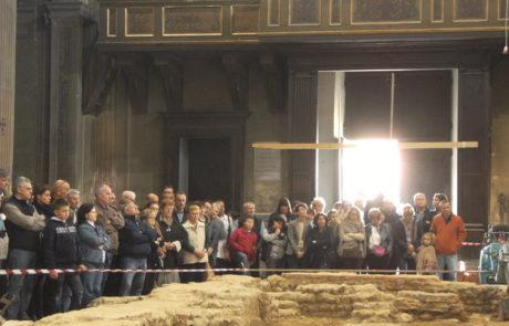 Impresa Edile Ranghetti - Vignate - Visita guidata scavi