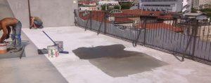 Impresa Edile Ranghetti - Impermealizzazione terrazzi