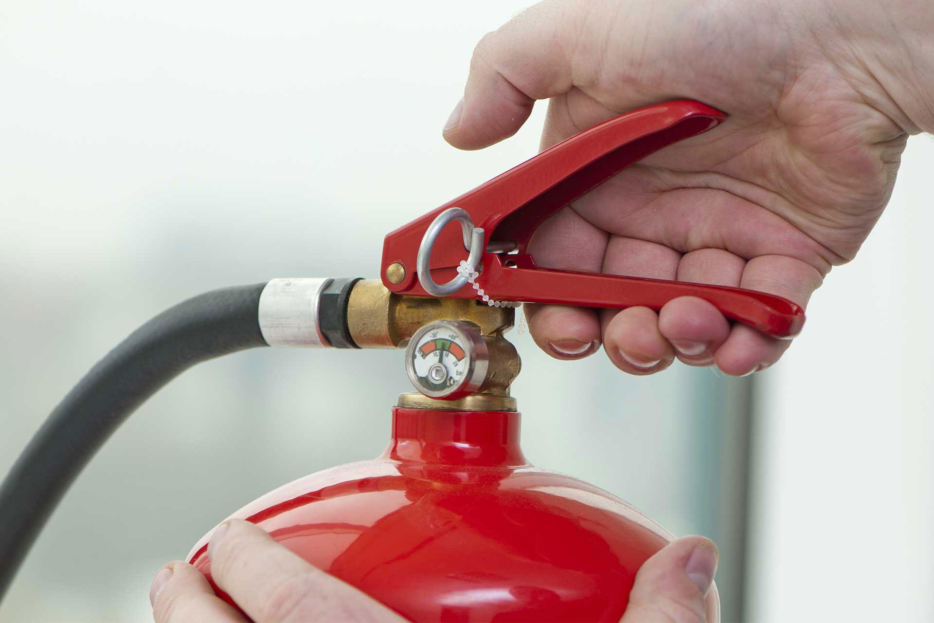 Impresa Edile Ranghetti - Prevenzione incendi