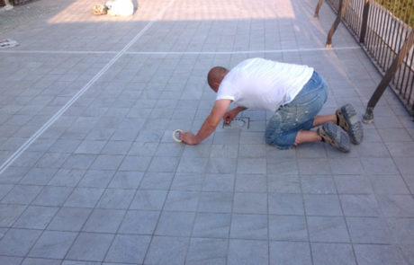 Impresa Edile Ranghetti - Pavimentazioni - Terrazzo