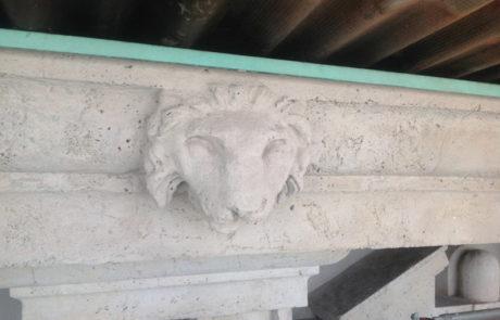 Impresa Edile Ranghetti - Restauri conservativi - Leone finito