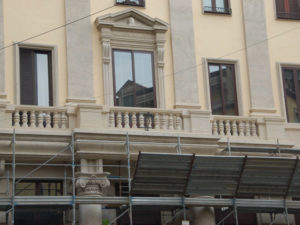Impresa Edile Ranghetti - Restauri conservativi - Facciata