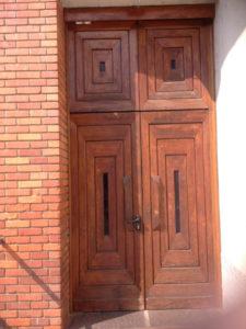 Impresa Edile Ranghetti - Restauri conservativi - Porta