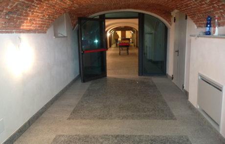 Impresa Edile Ranghetti - Restauro conservativo - Parrocchia Via Cipro