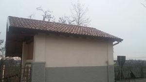 Impresa Edile Ranghetti - Ristrutturazione e rifacimento facciate - Vista laterale