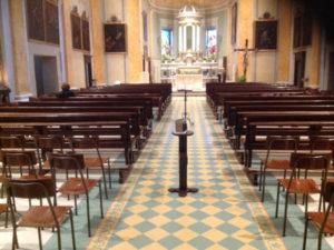 Impresa Edile Ranghetti - Vignate - Interno Chiesa