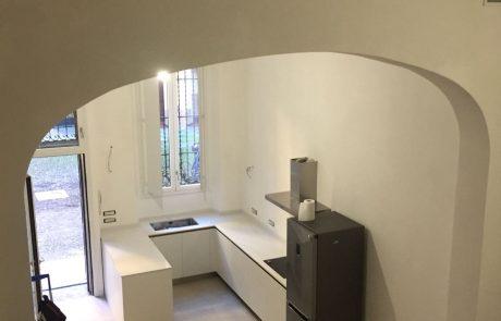 Fratelli Ranghetti - Ristrutturazione interni - Piazza Minniti - Milano