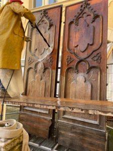Impresa Edile Ranghetti - Restauro beni ecclesiastici